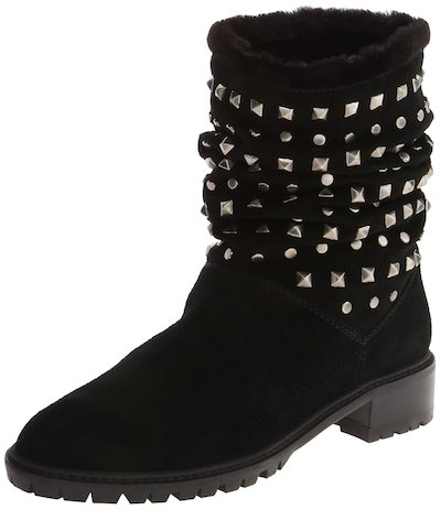 Studded Snow Boots
