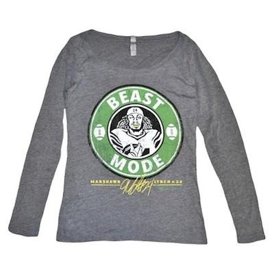 Seahawks Beast Mode Shirt