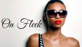 Black Woman In Sunglasses