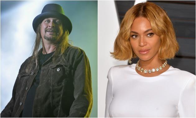 Kid Rock & Beyonce