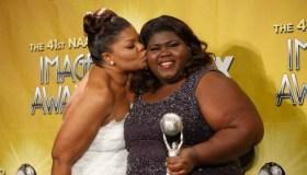 Mo\'Nique & Gabourey Sidibe