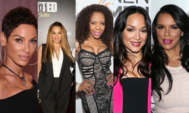 Hollywood Exes Cast