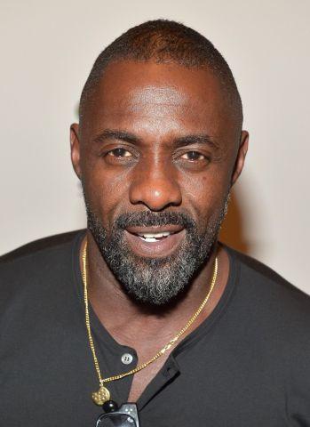 Idris Elba And Taraji P.Henson At The LA Special Screening Of Screen Gems' 'No Good Deed'