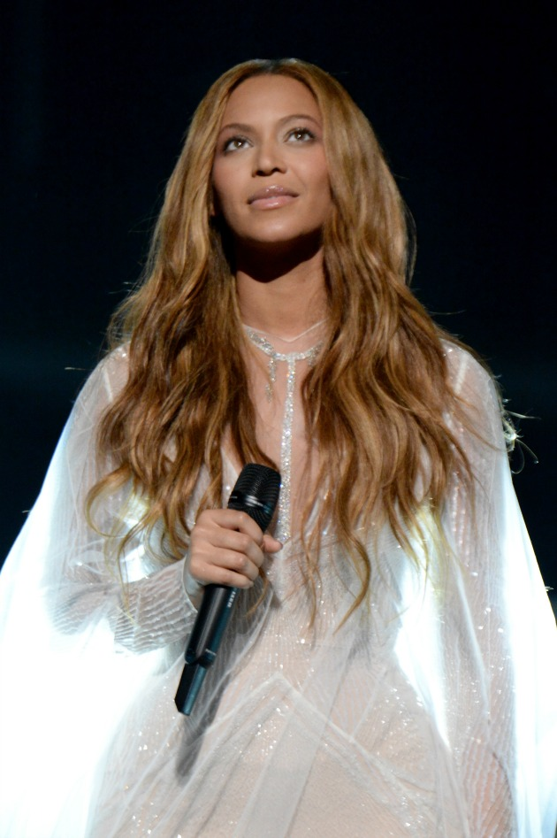 beyonce-grammys-performance-hair-hello-beautiful