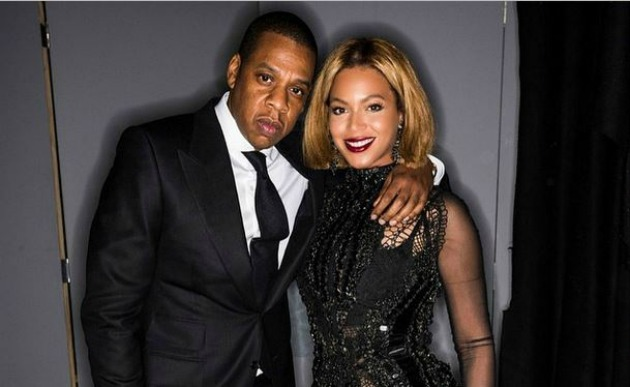 Beyonce&JayZ