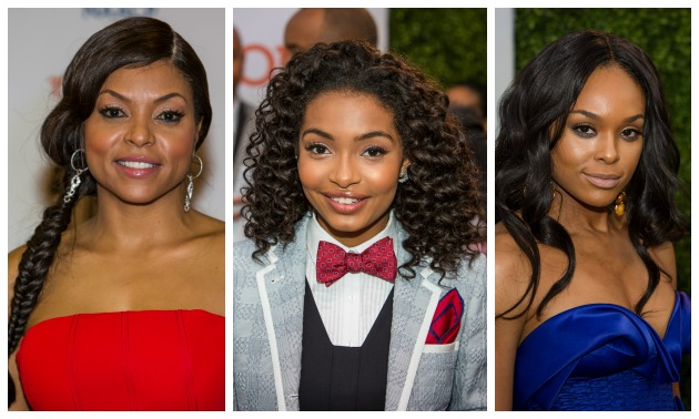 13 Of The Best Red Carpet Hairstyles From The NAACP Image Awards