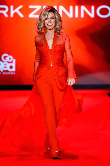 Donna Mills in Mark Zunino