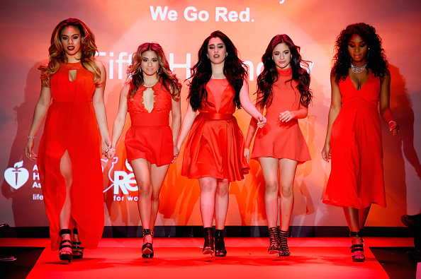 Fifth Harmony in BCBGeneration