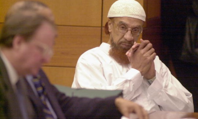 2000: Former Black Panther Jamil Abdullah Al-Amin Is Accused of Murder