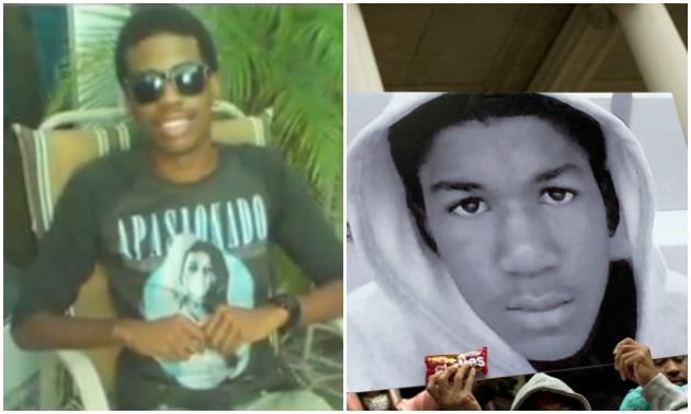 2012: Jordan Davis & Trayvon Martin