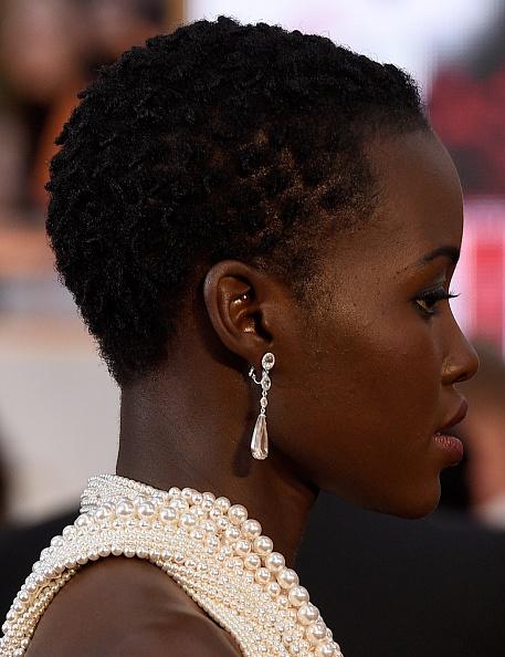 Lupita at the Oscars