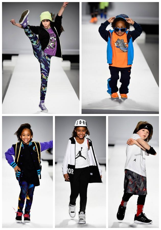 Nike Levi's Kids - Runway - Mercedes-Benz Fashion Week Fall 2015 - featured image-1