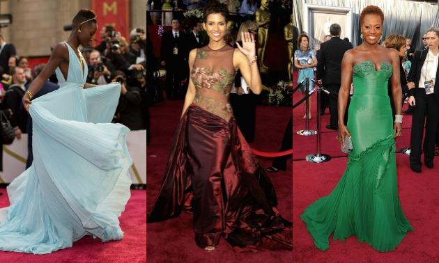 The Best Oscars Dresses EVER