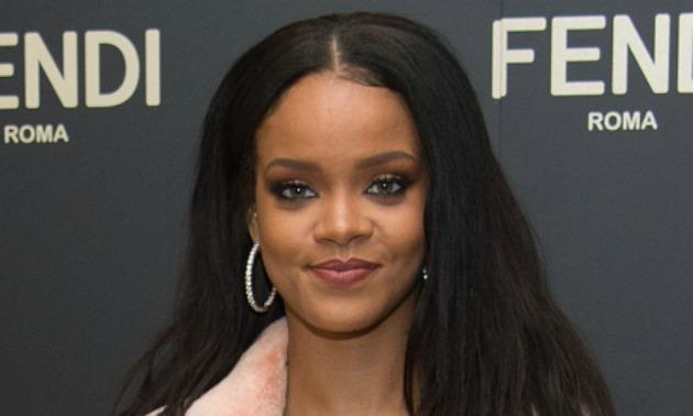 Rihanna Celebrates Fendi's Flagship NYC Store Opening