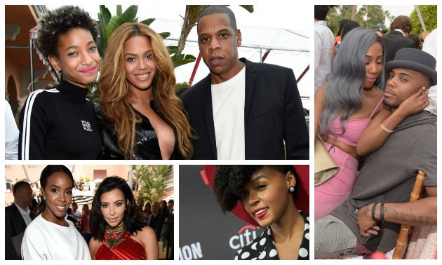 2015 Roc Nation Pre-Grammy Brunch