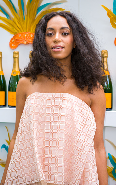 Solange Knowles attends Clicquot Carnaval at Thompson Hotel Miami Beach-1