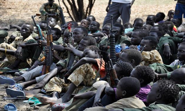 SouthSudanChildSoldiers