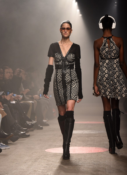3. Tracy Reese Fall 2015 Runway Show