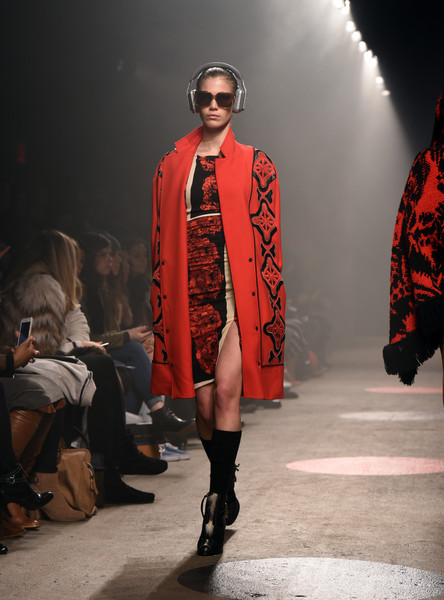 6. Tracy Reese Fall 2015 Runway Show