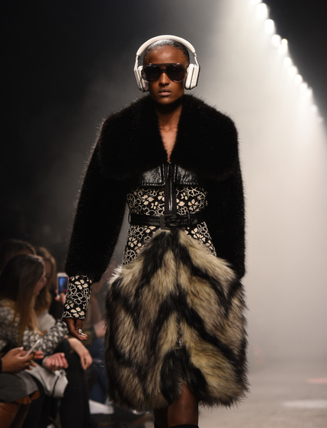 10. Tracy Reese Fall 2015 Runway Show