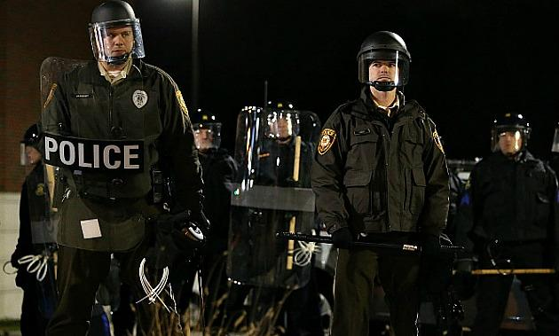Ferguson Police Department