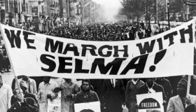Selma marches in Harlem
