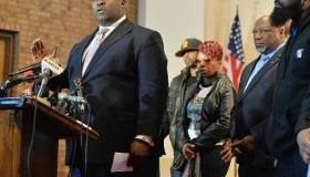 Michael Brown's family