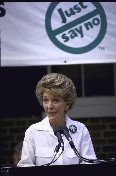 Nancy Reagan, 94