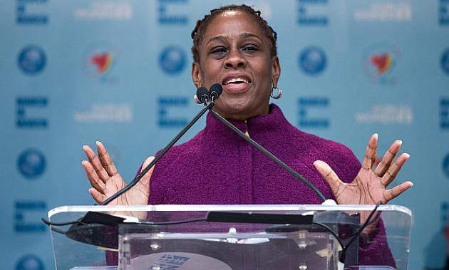 Chirlane McCray-Married To NYC Mayor Bill de Blasio, First Lady From 2014-Present