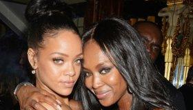 Rihanna/ Naomi Campbell