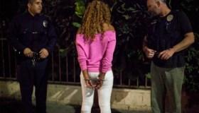 girl arrested