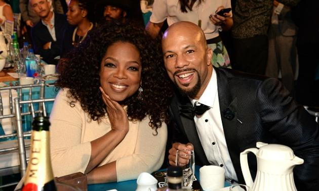 Oprah & Common