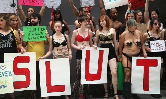 Slut Walks