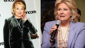 Candice Bergen Before & After