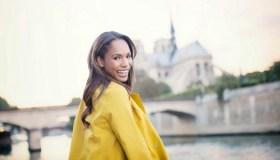Black woman travel