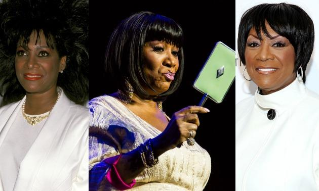 Patti LaBelle Collage