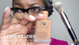 Estée Lauder's Double Wear Stay-in-Place Makeup