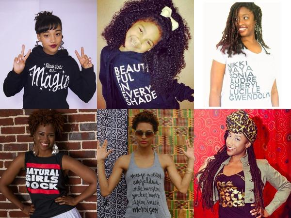 Black Womens Empowerment T-Shirts