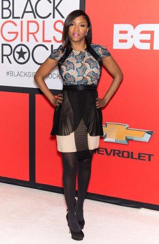 Nadia Lopez at Black Girls Rock