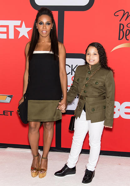 June Ambrose and her daughter
