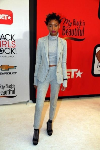 Willow Smith at Black Girls Rock