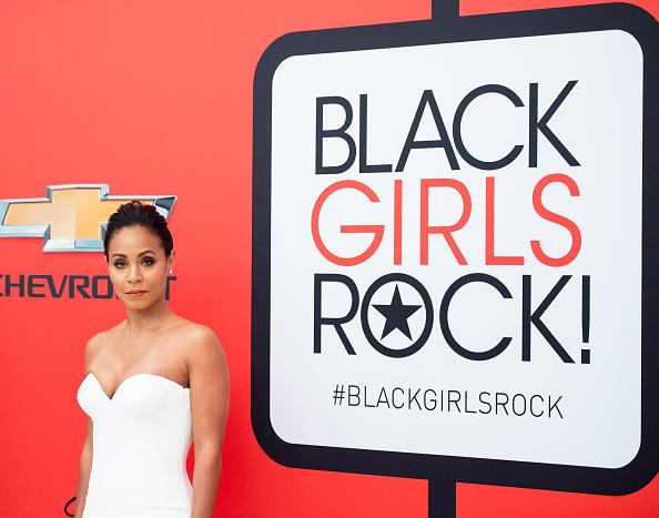 Jada Pinkett Smith at Black Girls Rock