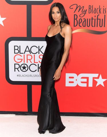 Ciara at Black Girls Rock