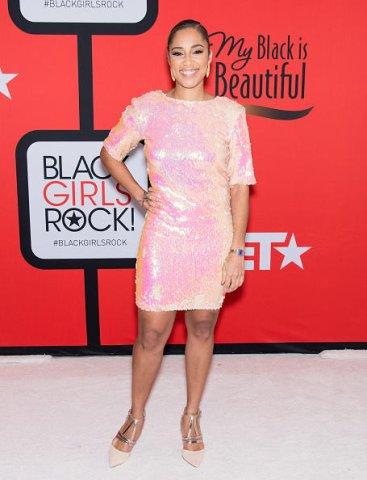 Amanda Seales at Black Girls Rock