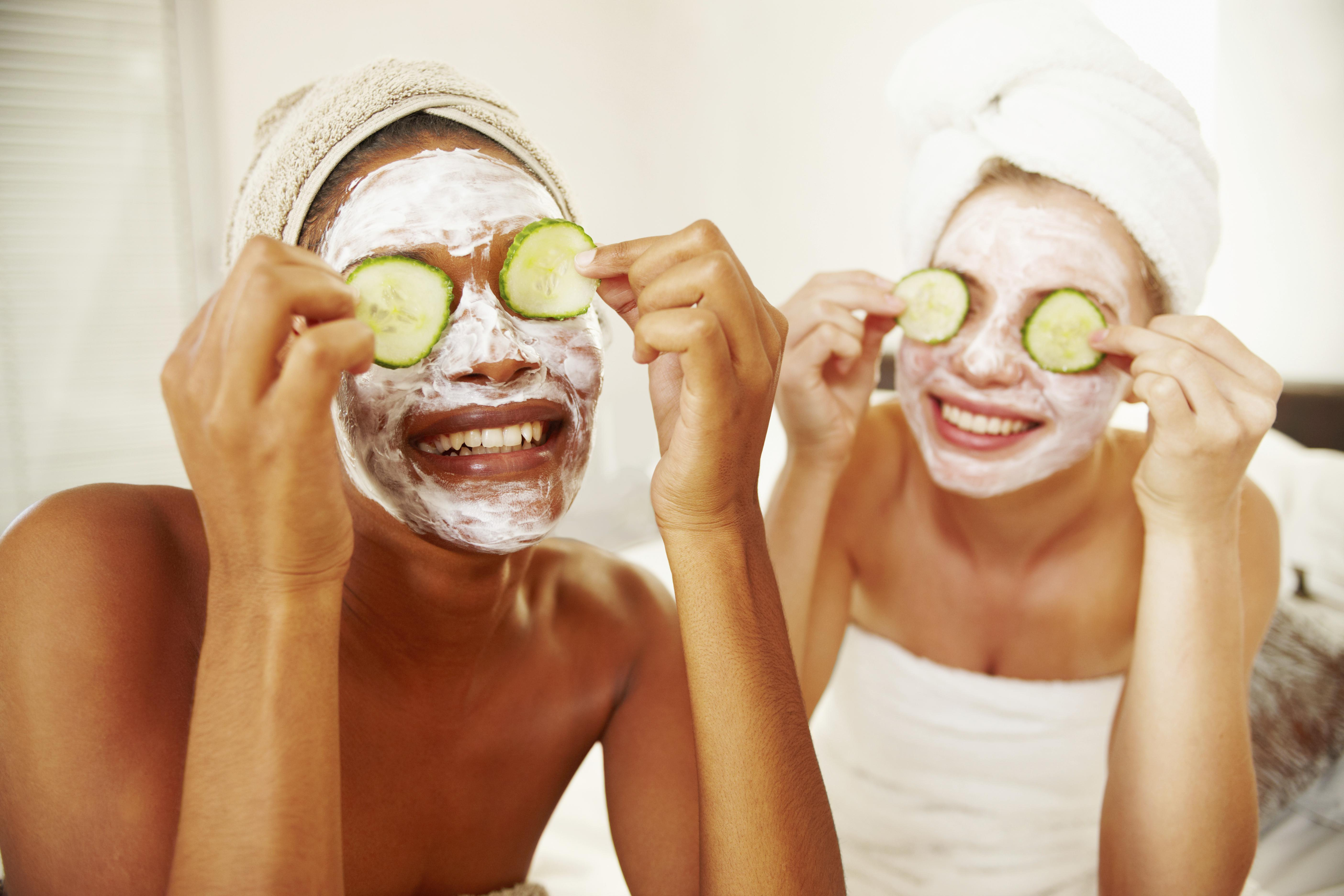 5 Face Masks You Can Make With What's In Your Refrigerator (Sorry, You Can't Eat Them!)
