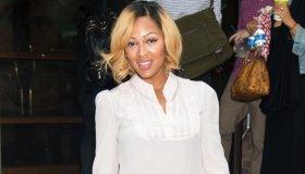 Celebrity Sightings In Philadelphia - June 13, 2014