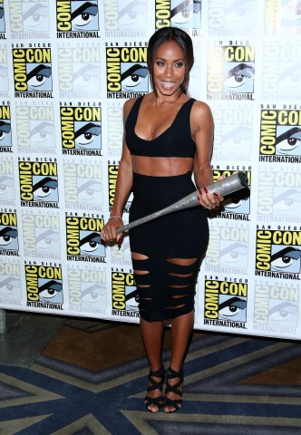 'Gotham' Press Line - Comic-Con International 2014