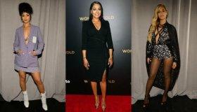 Rihanna, Lala, Beyonce 2