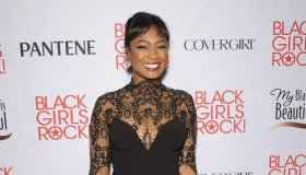 Tatyana Ali at Black Girls Rock! 2015 Awards
