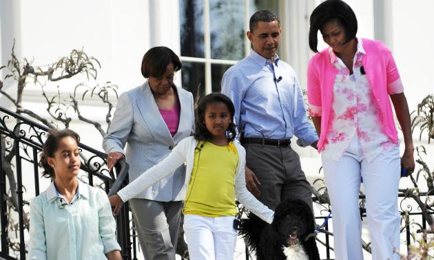 Obamas 2010